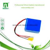 3.7V 4000mAh Batterie des Lithium-Plastik-103450 für Heizungs-Handschuhe