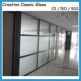 6mm+12A+6mmの低いE緩和された絶縁された窓ガラス