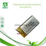 303040 batterie du polymère 320mAh d'ion du lithium 3.7V avec la carte