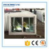 Roomeye 80 ventana superior de la ventana de desplazamiento del PVC de la serie UPVC/PVC con el vidrio ahorro de energía