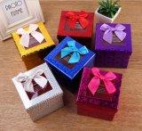 De aangepaste en In het groot Transparante Doos van de Verpakking van de Appel van de Kerstavond, de Doos van de Gift van Kerstmis, de Doos van de Gift van Nice