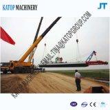 350 Tonnen Sand-Bagger-mit dem 300mm Rohr