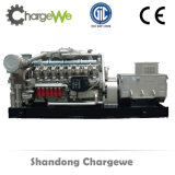 Groupe électrogène industriel commercial de biogaz bon marché de 150kw 180kVA à vendre