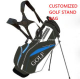 Изготовленный на заказ мешки стойки гольфа логоса