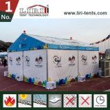 Im Freiengaststätte, die Zelt mit Glaswalzen-Fenster für 500-1000 Leute speist