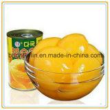 Bolo chinês enlatado da origem dos pêssegos