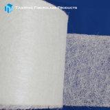 Couvre-tapis composé statique de filament continu de fibre de verre anti avec pp