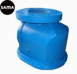 Moulage au sable de fer pour des pièces de valve avec l'usinage et la peinture