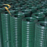 Engranzamento de fio soldado revestido PVC (fabricante)