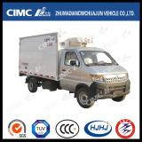 Gekühltes Minifahrzeug der Qualitäts-Cimc Huajun 4*2