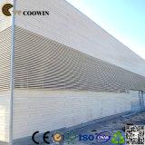 Revêtement à la maison des panneaux de mur de conteneur WPC