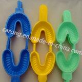 Cassetto dentale dell'impressione della gomma piuma di plastica a gettare di Fuoride di alta qualità