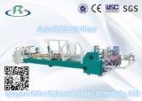 Bzl Serien-halbautomatische Flöte-lamellierende Papiermaschine