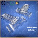 単一の穴の水晶レーザーキャビティ|高精度のレーザー工業のための半透明な水晶キャビティ