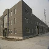 Edificio prefabricado del taller de la estructura de acero para el almacén de la industria