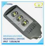 Zugelassenes 240W IP67 Straßenlaternedes Cer-RoHS mit Bridgelux LED