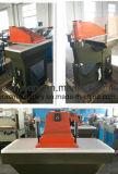 Hydraulische lederne Ausschnitt-Druckerei Clicker Atom-Maschinen
