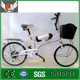 20inch 36V 250watt Lithium-Batterie-elektrisches Fahrrad