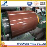 Цвет Shandong PPGI покрыл стальную катушку