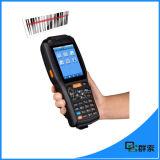 Colector de datos Android inalámbrico con escáner de código de barras e impresora térmica