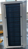 Calentador de agua aire-agua de la pompa de calor del uso casero 3.5kw~9.0kw