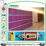 Школа Locker ABS Plastic Storage Locker для комнаты Changing