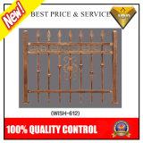 安い熱い販売および耐久の装飾的な金属の庭の塀