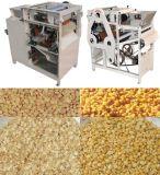 ぬれた方法アーモンドのひよこ豆の大豆ピーナツソラマメの皮機械