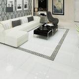 建築材料極度の白く完全なボディ磨かれた磁器の陶磁器の床タイル(SW601A)