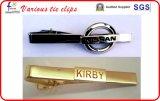 Grampo de laço barato da curva dos grampos de laço com logotipo feito sob encomenda