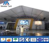 Barraca usada grande evento da exposição