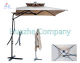 2.2X2.2meter Steel Wrench Umbrella Garten Umbrella Hanging Parasol Outdoor Umbrella Hanging Parasol