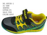 Numéro 49538 chaussures courantes occasionnelles d'enfants avec la bande magique