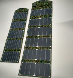 sac solaire de chargeur de 100W Sunpower avec 5 ans de garantie d'usine de TUV