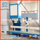 Machine d'emballage en granule de bois verticale