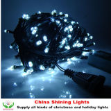 좋은 Quality Shining 10m 100LED Christmas String Lights Outdoor 또는 Indoor Use Waterproof Rubber 또는 PVC Wire All Colors Available