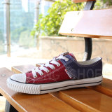 Zapatos de lona de goma de Outsole (SNC-02115)