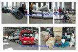 Tipo móvel pneu à planta diesel da refinação