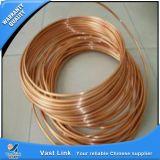 Tubulação de cobre da panqueca para o campo do Refrigeration