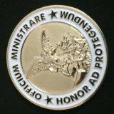 Изготовленный на заказ монетки возможности высокого качества для сувенира