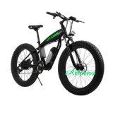 250With500W750W脂肪質のタイヤの電気雪山浜のバイク