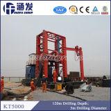 Matériel Drilling de l'ingénierie KT5000