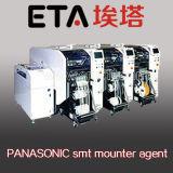 Linha de produção de SMT com picareta de SMT e máquina do lugar