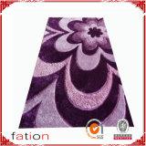 tapis Shaggy mou superbe de 5 de ' X 8 ' couvertures douces de secteur central