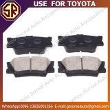 トヨタのための高性能の自動車部品ブレーキパッド04466-33180