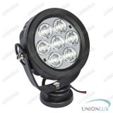 2015 a maioria de diodo emissor de luz Work Light Bar 70W de Popular 12V