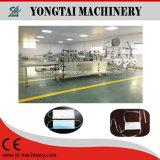 máquina de fabricación en blanco quirúrgica no tejida disponible de la mascarilla 3plys