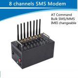 API Software 8 GSM SMS van de Pool van de Modem SMS van de Haven BulkGateway