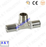 Copper Cross Fitting 4 Way Pipe Fitting