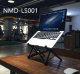 Spätester justierbarer Höhen-Laptop-Standplatz
